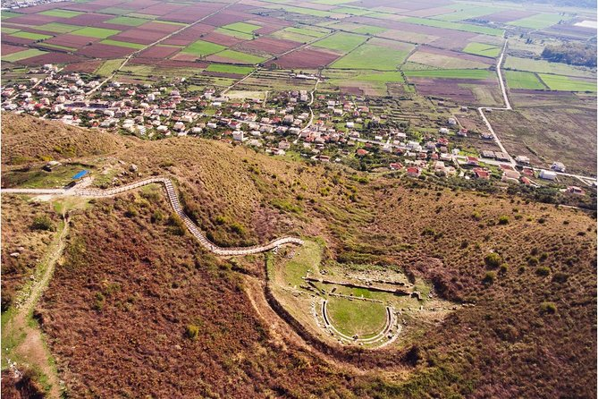 Visit Phoenice Archaeological Park and St. Nicholas Monastery Church, Mesopotam