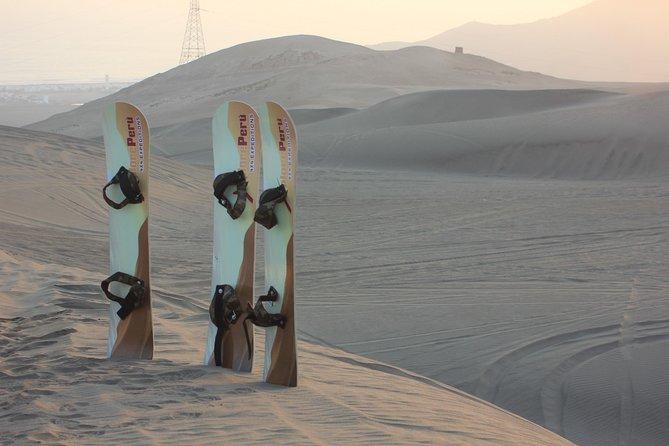 Sandboard + Offroad in Lima