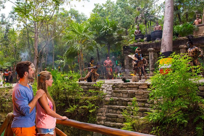 Priority Access: Xcaret Tour from Cancun & Riviera Maya with Transportation