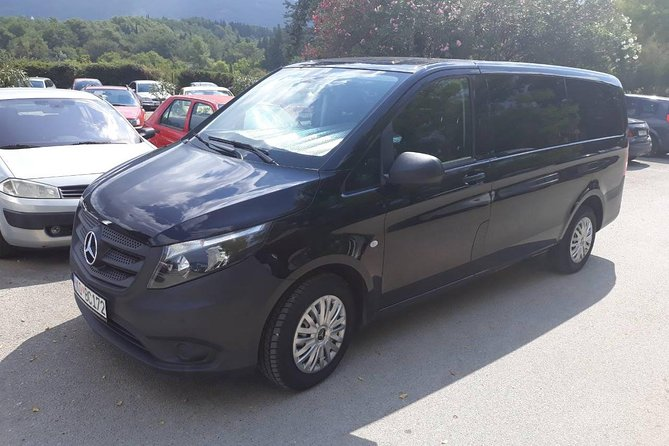 TOUR from KOTOR to BUDVA and ST STEFAN