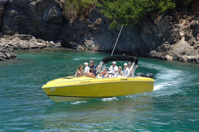 2-Hour Private Speed Boat Tour from Lahaina