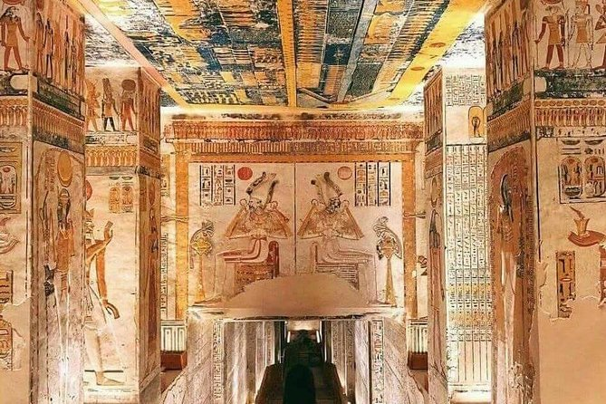 Private tour: Day trip to Luxor from Hurghada