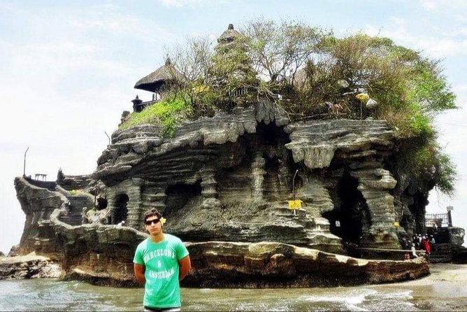 Tanah Lot Swing and Fire Private Tour - Free WiFi