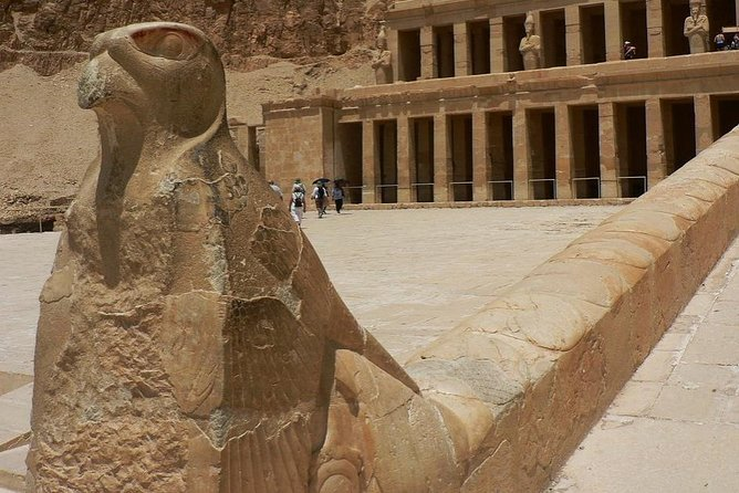 Day Tour: Nefertari and King Tut's Tombs, Valley of the Kings, Hatchepsut Temple