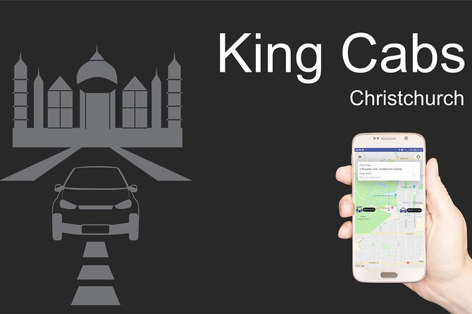 Christchurch City Hotels to Airport Transfer - Lowest price 1 to 4 Pax & 2 Bags