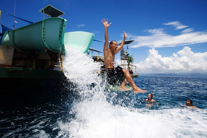Bali Nusa Lembongan Day Cruise