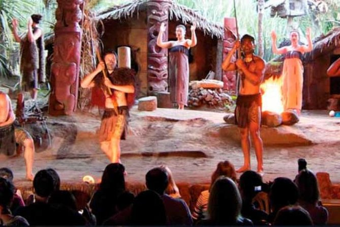 Mitai Maori Village Evening Experience-Add on to Product Code:68640P10