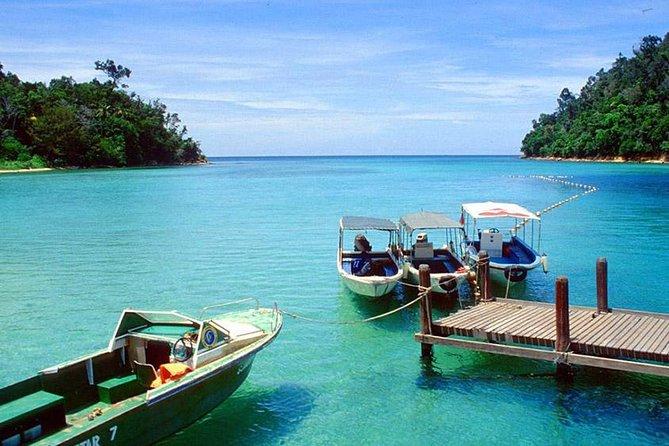 Kota Kinabalu Mamutik Island Hopping Tour