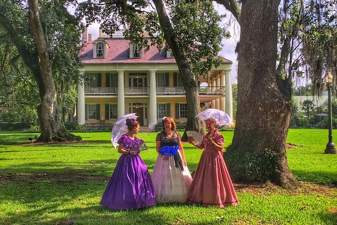 Houmas House Plantation Walking Tour