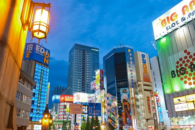 Shopping streets of Tokyo - 1 Day customizable Private Tour