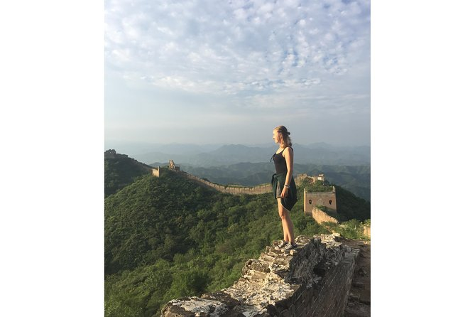 Gubeikou & Jinshanling Great Wall Hiking Tour English Speaking Driver Service
