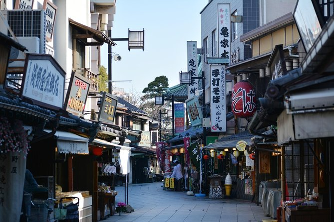 Traditional Tokyo - 1 Day customizable Private Tour
