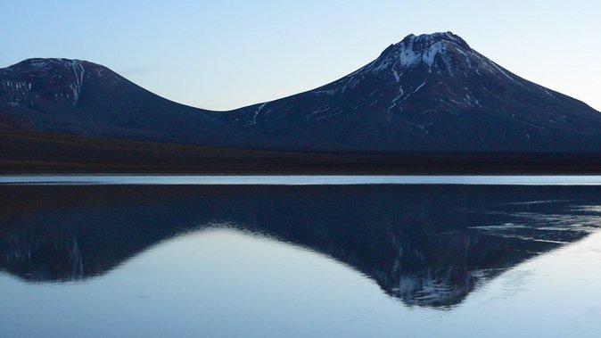 Ascent Volcán Láscar
