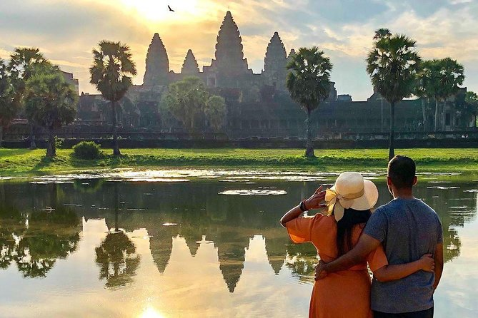 Angkor 1 day private tour with sunrise