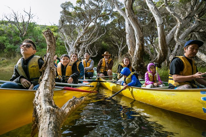 Margaret River Canoe Tour Including Lunch