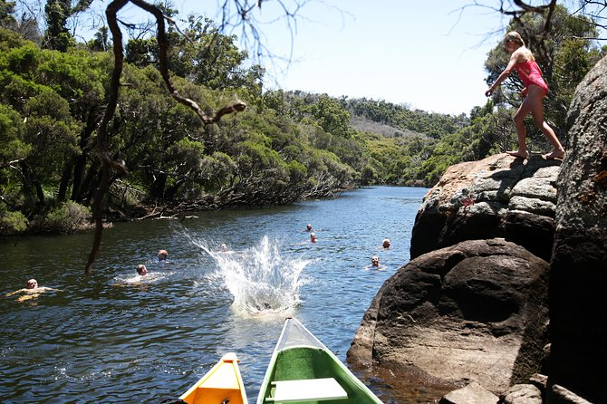 Margaret River Canoe Tour Including Lunch photo 12
