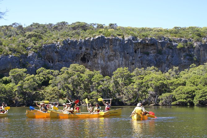 Margaret River Canoe Tour Including Lunch photo 3