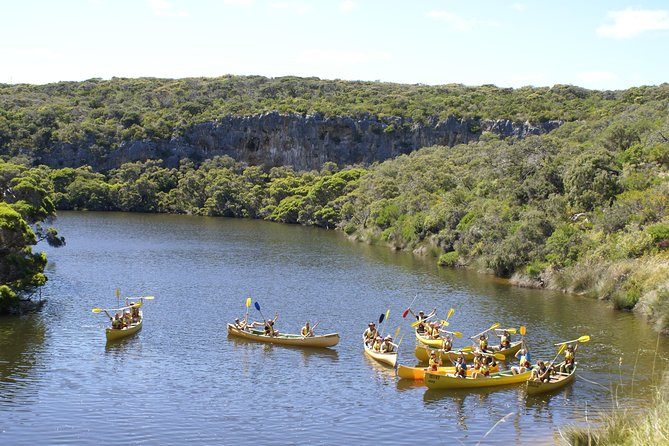 Margaret River Canoe Tour Including Lunch photo 7