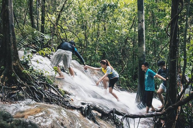 Khao Sok: Luxus Tour 3-Tage 2-Nächte Dschungel
