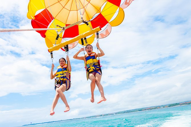 Amazing Water Sports at Tanjung Benoa Beach