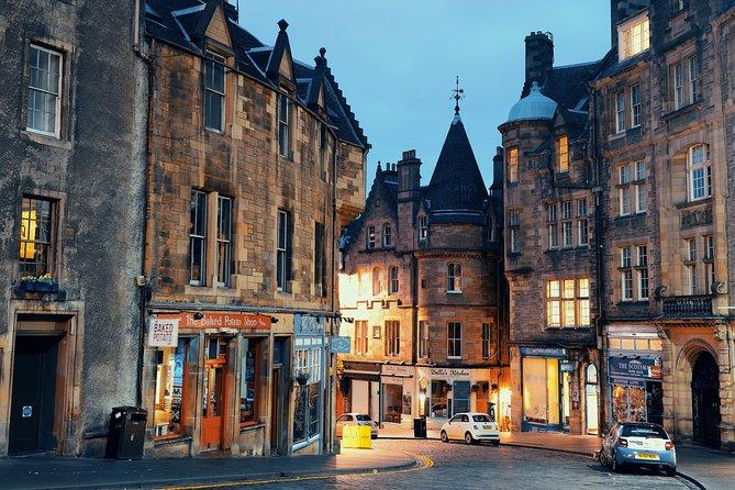 2 Hours In Edinburgh, Your Way