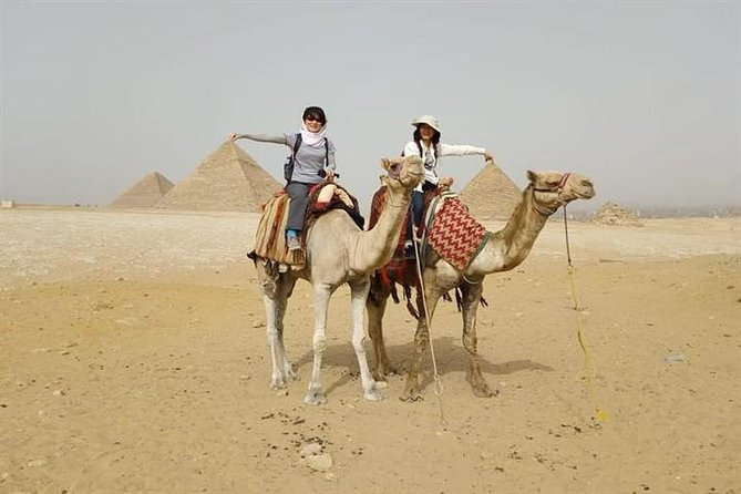Great Pyramids in Giza, Cairo Egypt sightseeing photo 10