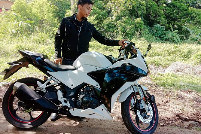 Hotel/Port/City Private Transfer in Manila via Motorcycle for Solo Travelers