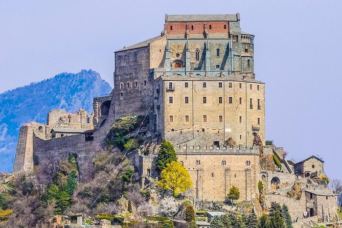 Sacra di San Michele Tour from Turin