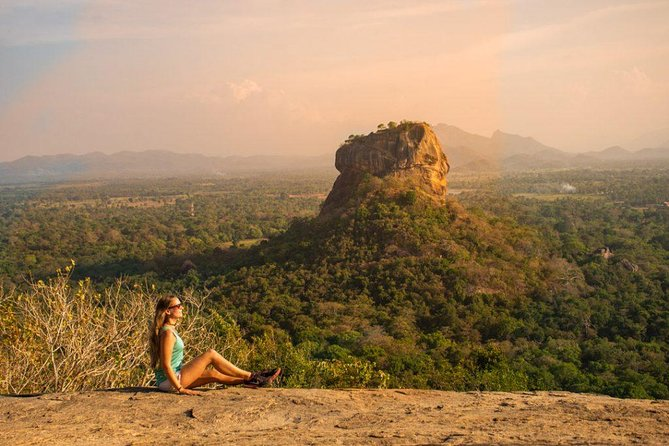 Sigiriya Rock Fortress and Cave Temples Private Day Trip photo 2