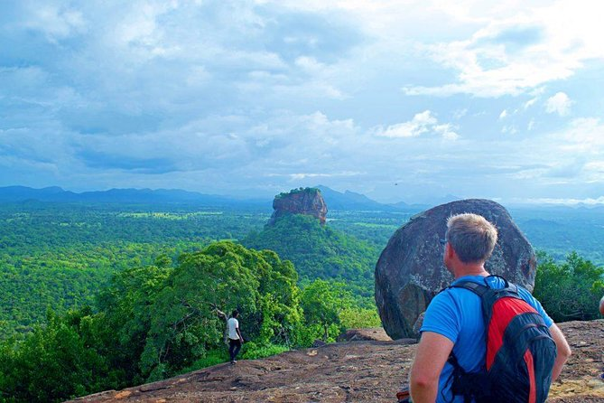 Sigiriya Rock Fortress and Cave Temples Private Day Trip photo 7