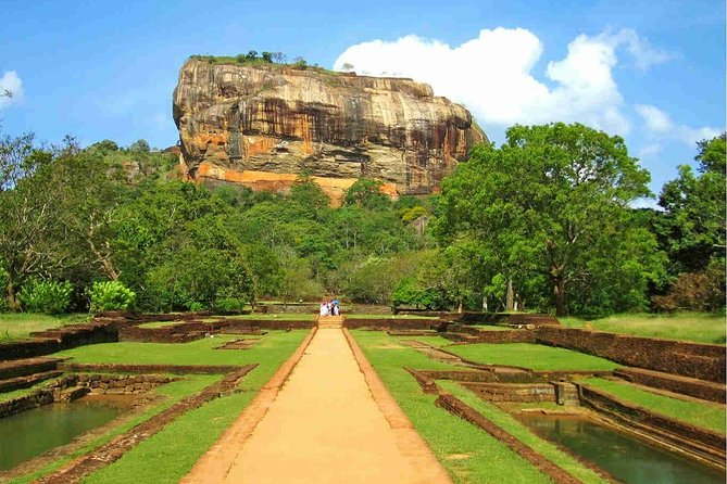 Sigiriya Rock Fortress and Cave Temples Private Day Trip photo 6