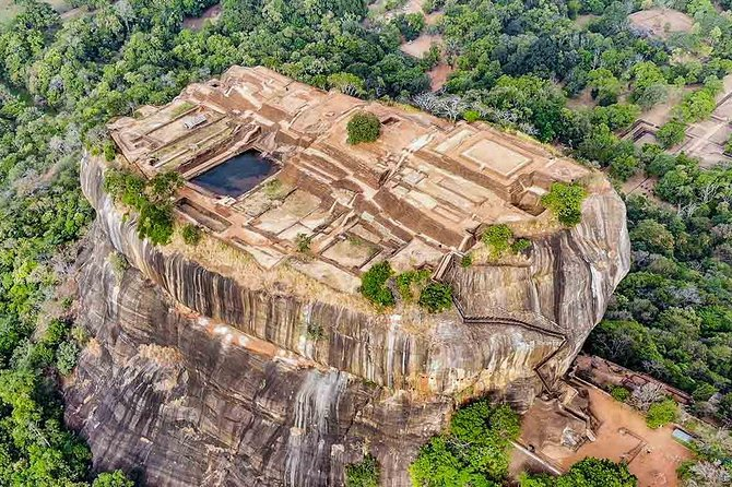 Sigiriya Rock Fortress and Cave Temples Private Day Trip photo 9