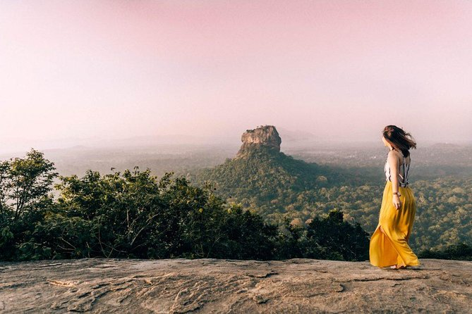 Sigiriya Rock Fortress and Cave Temples Private Day Trip photo 10