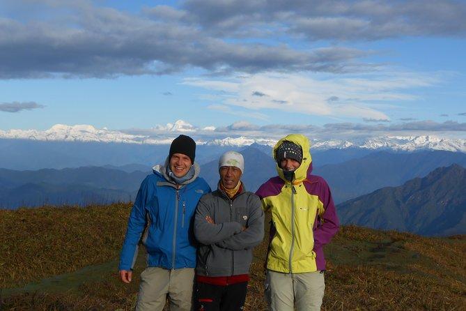 Darjeeling Singalila Ridge Trek