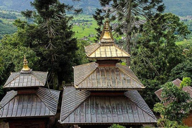 Sakhu- Nagarkot Hike