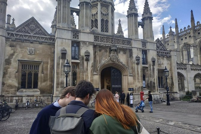 Cambridge Private Tour: Secret Society Exploration Game