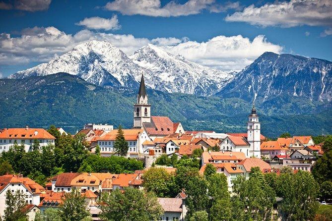 Alpine Air – City Flair - Tour Of Kranj, Capital Of The Slovenian Alps