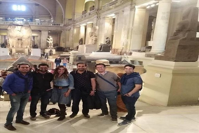 Day Tour: Egyptian Museum and Giza pyramids and Hanging Church photo 6