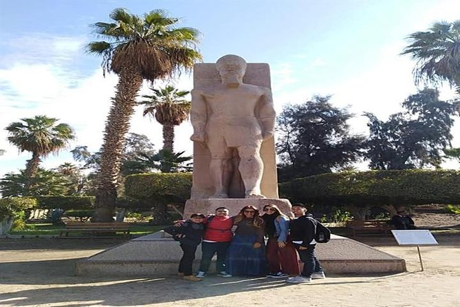 Day tour Dahshur & Memphis & Saqqara from Cairo