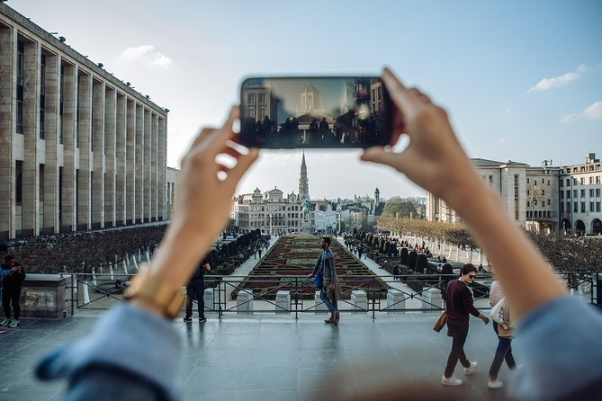 Brussels Private Tours by Locals: Highlights & Hidden Gems 6 hrs, Personalized
