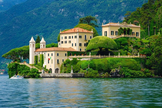 Day trip to enchanting lake Como from Milan