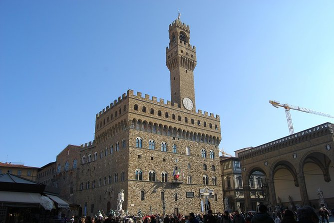 Palazzo Vecchio guided experience with entrance ticket
