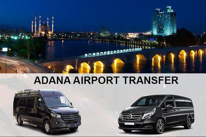 Adana Ceyhan Hotels to Adana Airport Transfers