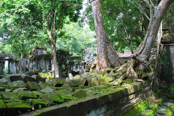 One day normal Angkor tour