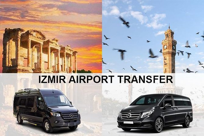 Pamucak Beach Hotels to Izmir Airport ADB Transfers photo 2