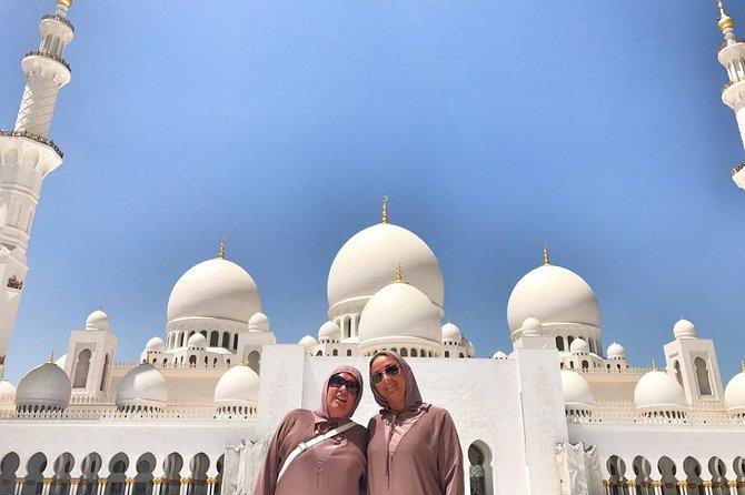 8 Hours Abu Dhabi Private City Tour