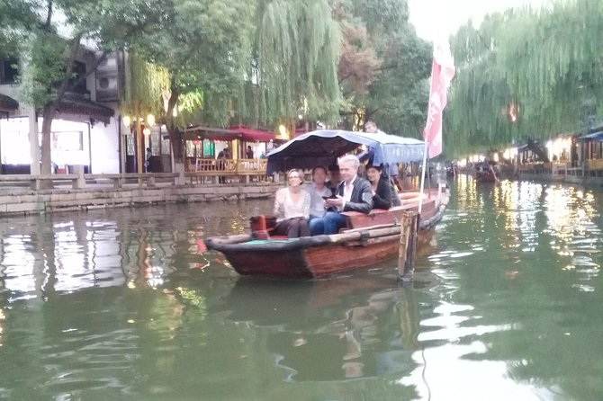 Zhouzhuang Water Town Private Day Tour from Shanghai with Boat Ride photo 9