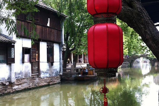 Zhouzhuang Water Town Private Day Tour from Shanghai with Boat Ride photo 3
