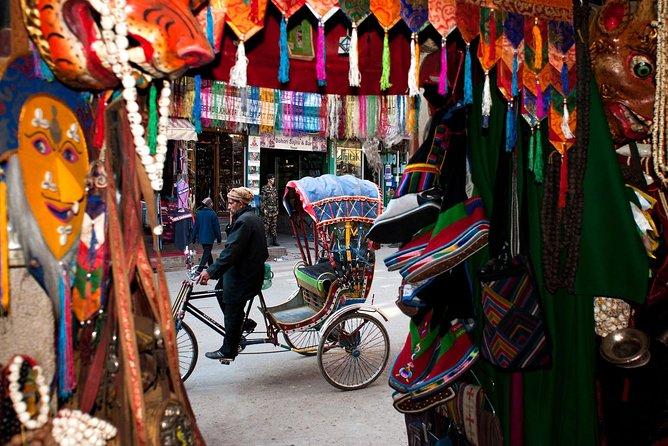 Rickshaw tour Kathmandu