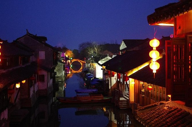 Zhouzhuang Water Town Private Day Tour from Shanghai with Boat Ride photo 10
